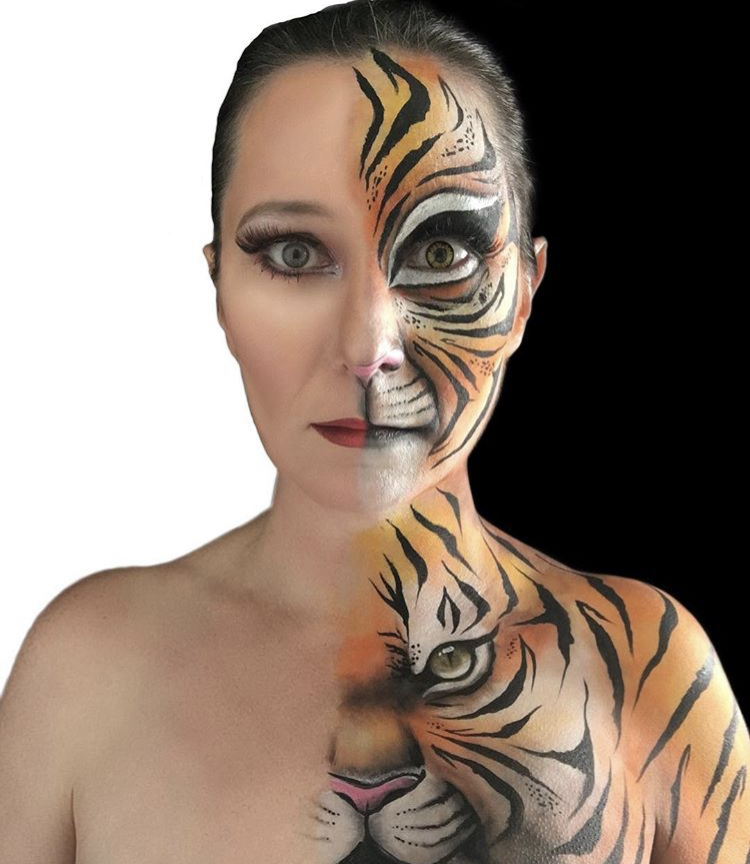 Meet Our Sponsored Artists For The Australian Body Art Festival 2019 Lorna Nickels Face Paint Shop Australia